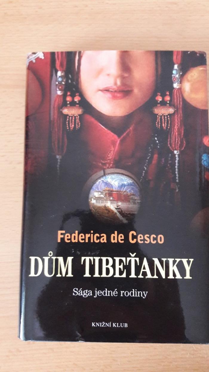 Federica de Cesco: Dům Tibeťanky
