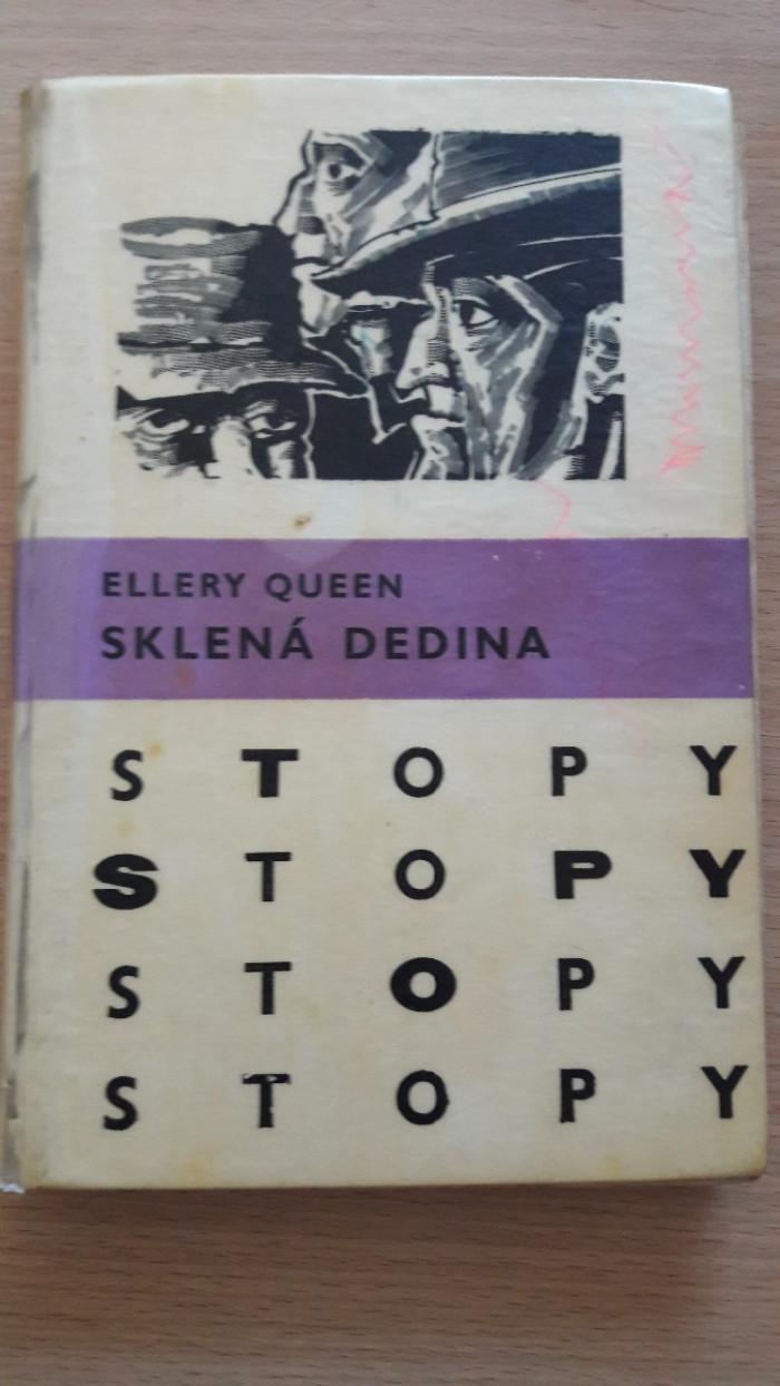 Edícia STOPY: Ellery Queen, Sklená dedina