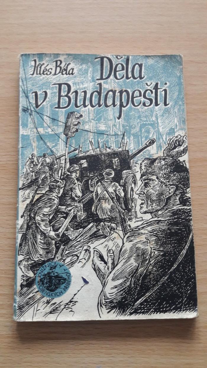 Illés Béla: Dělá v Budapešti