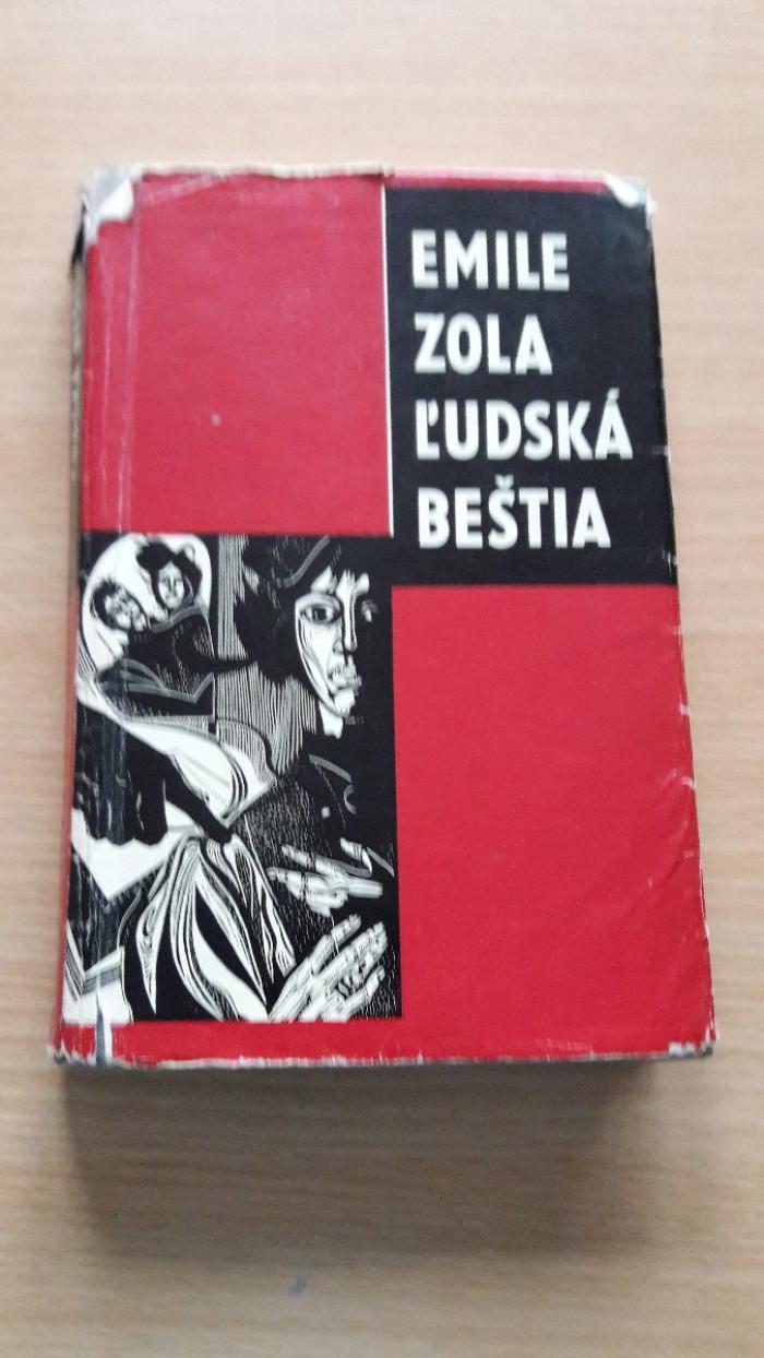 Emile Zola: Ľudská beštia
