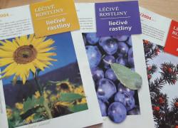 Časopis Liečivé rastliny/Léčivé rostliny