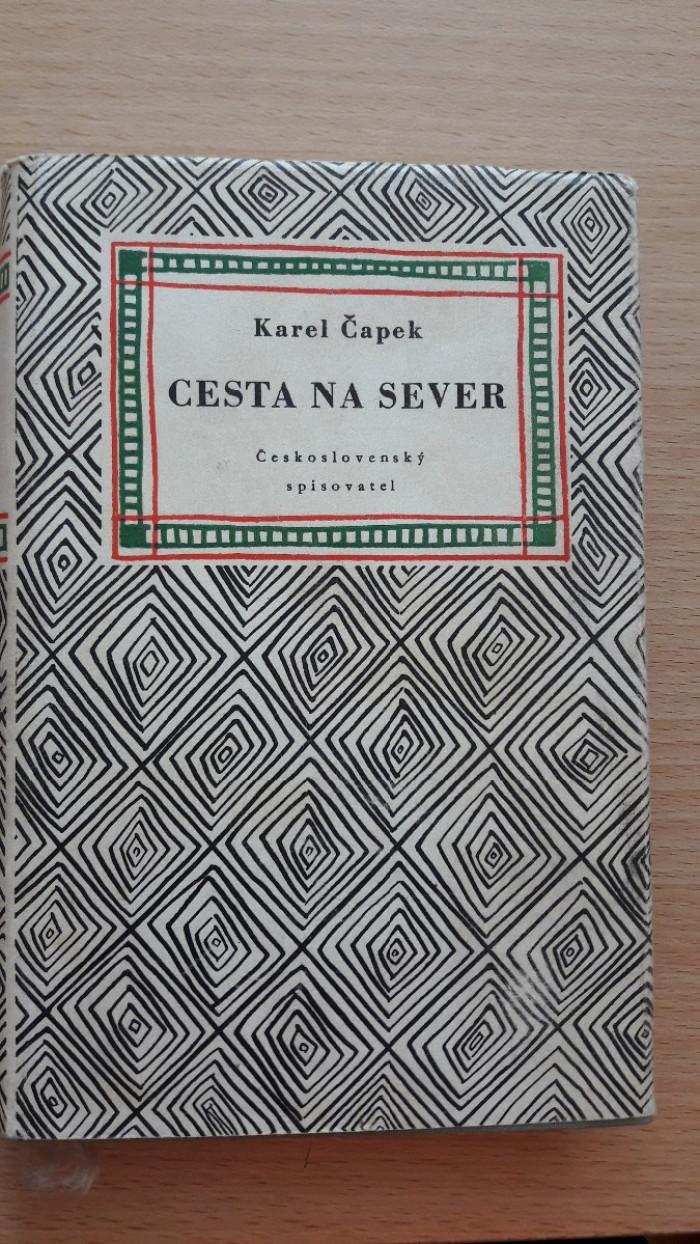 Karel Čapek: Cesta na sever