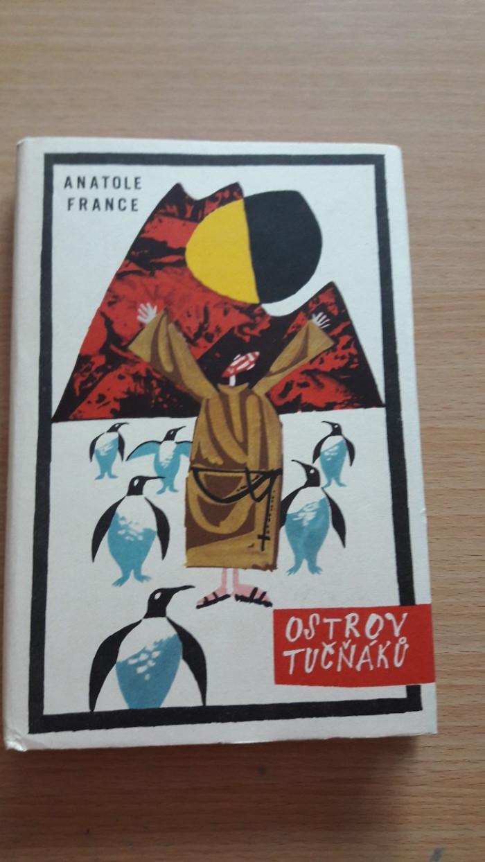 Anatolij France: Ostrov tučňáků