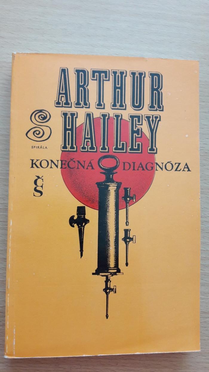 Arthur Hailey: Konečná diagnóza