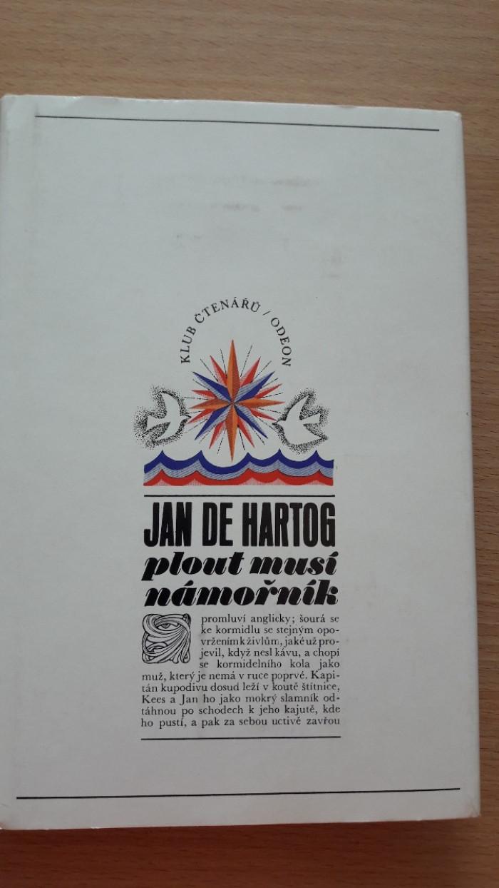 Jan de Hartog: Plout musí námořník