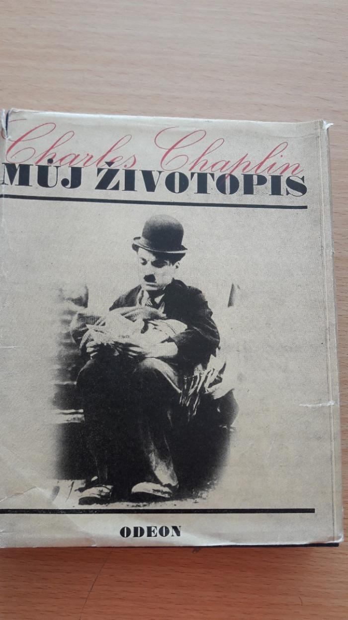 Charles Chaplin: Můj životopis