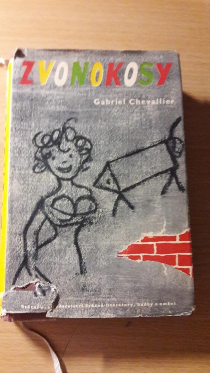 Gabriel Chevallier : Zvonokosy