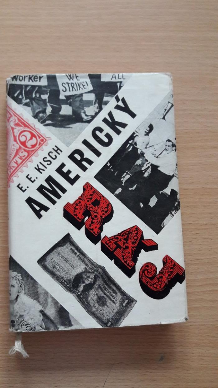 Egon Erwin Kisch:Americký ráj