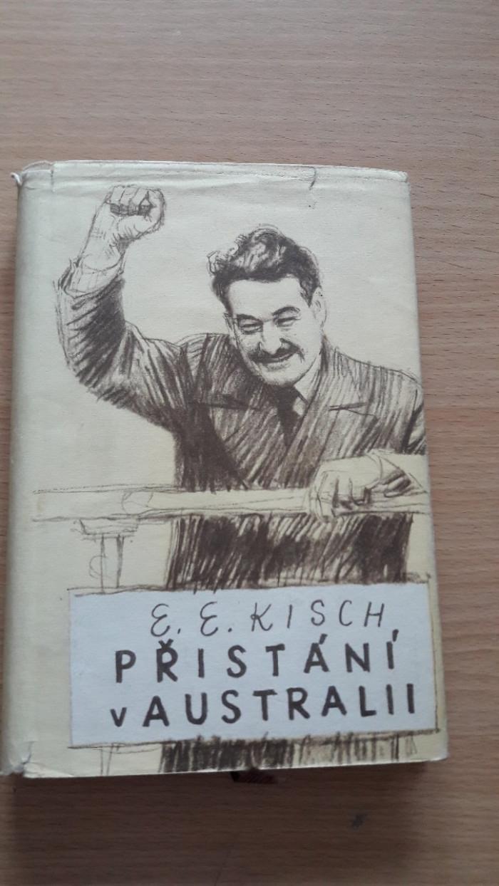 Egon Erwin Kisch: Přistání v Austrálii