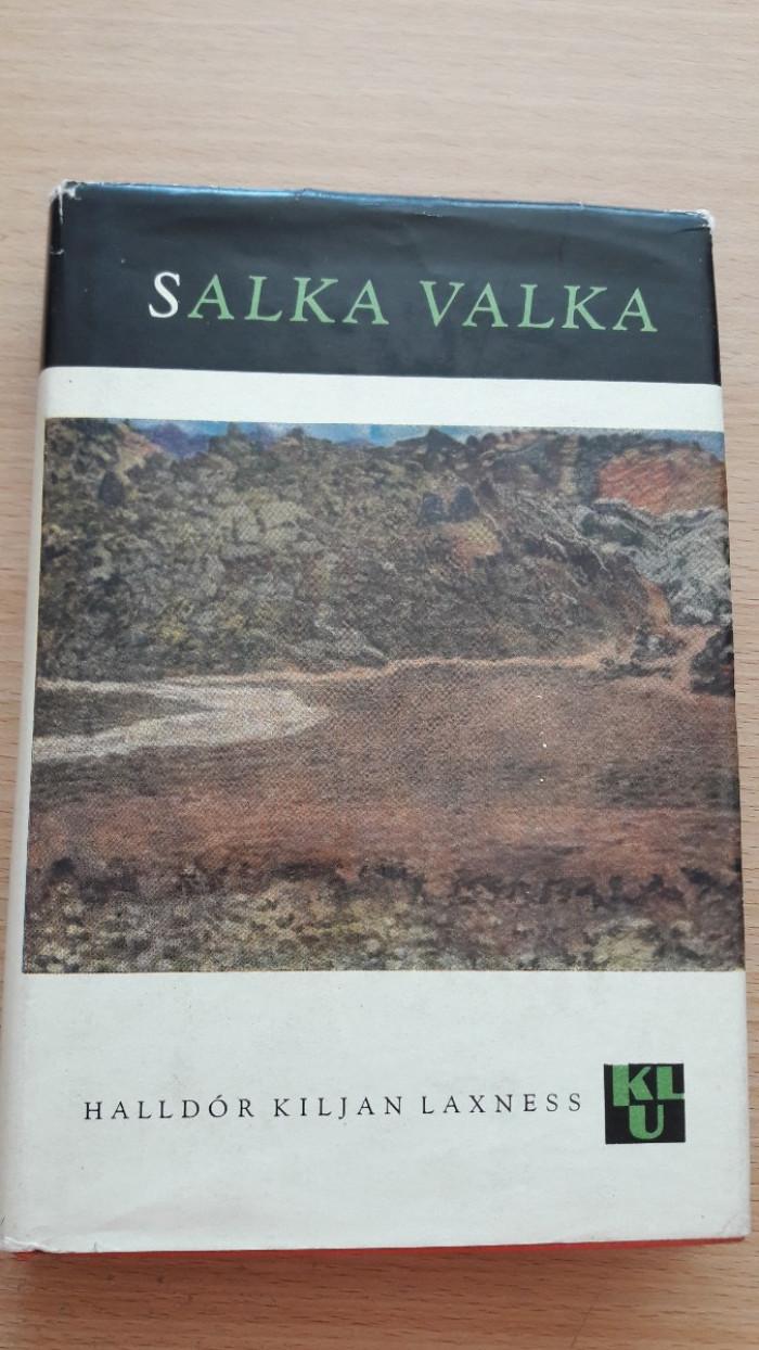 Halldór Kiljan Laxness: Salka Valka