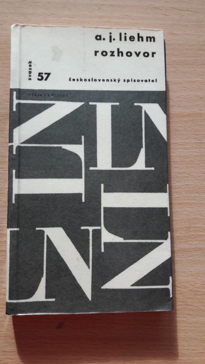 A.J. Liehm: Rozhovor