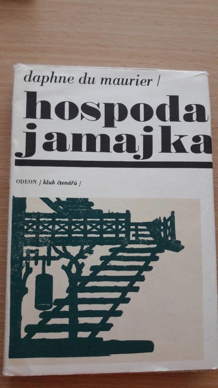 Daphne du Maurier: Hospoda Jamajka