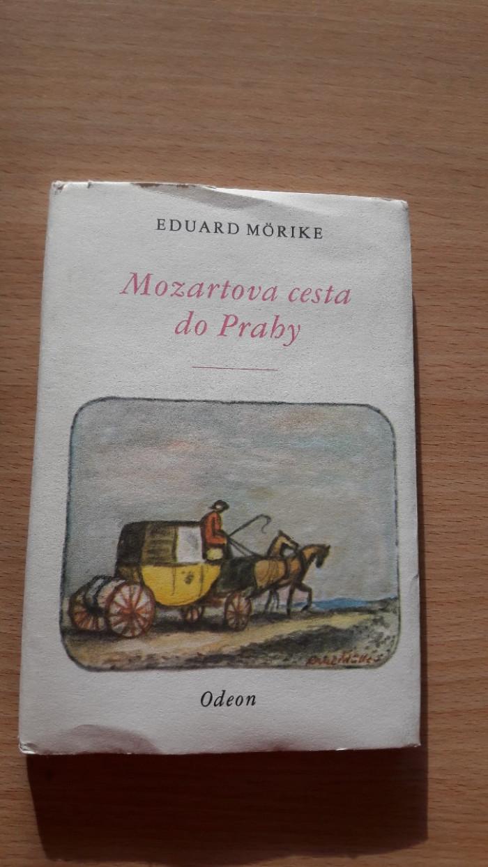 Eduard Mörike: Mozartova cesta do Prahy