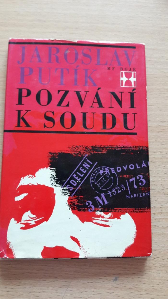 Jaroslav Putík: Pozvání k soudu
