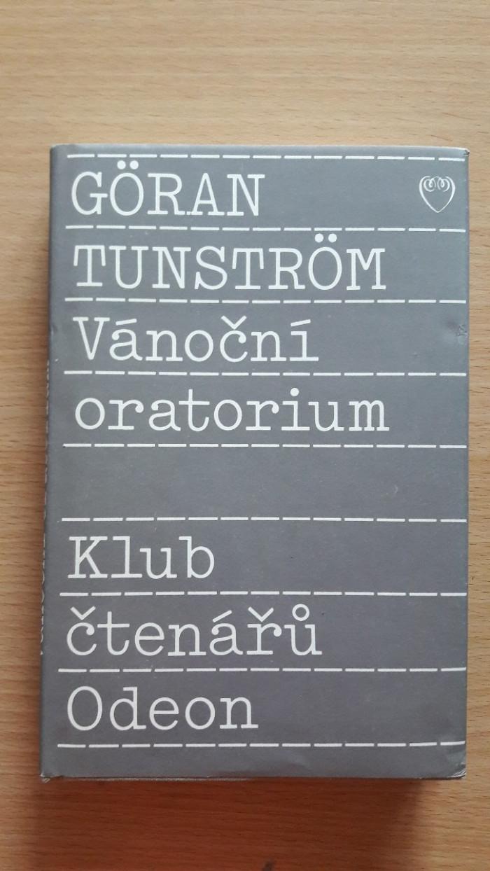 Göran Tunström: Vánoční oratorium