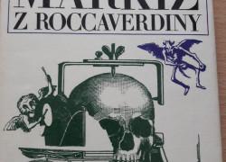 Luigi Capuana: Markíz z Roccaverdiny