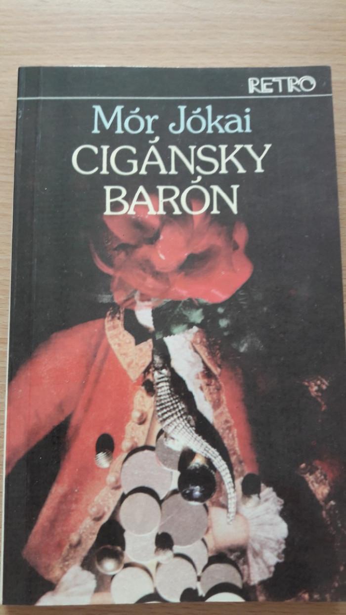 -Mór Jókai: Cigánsky barón