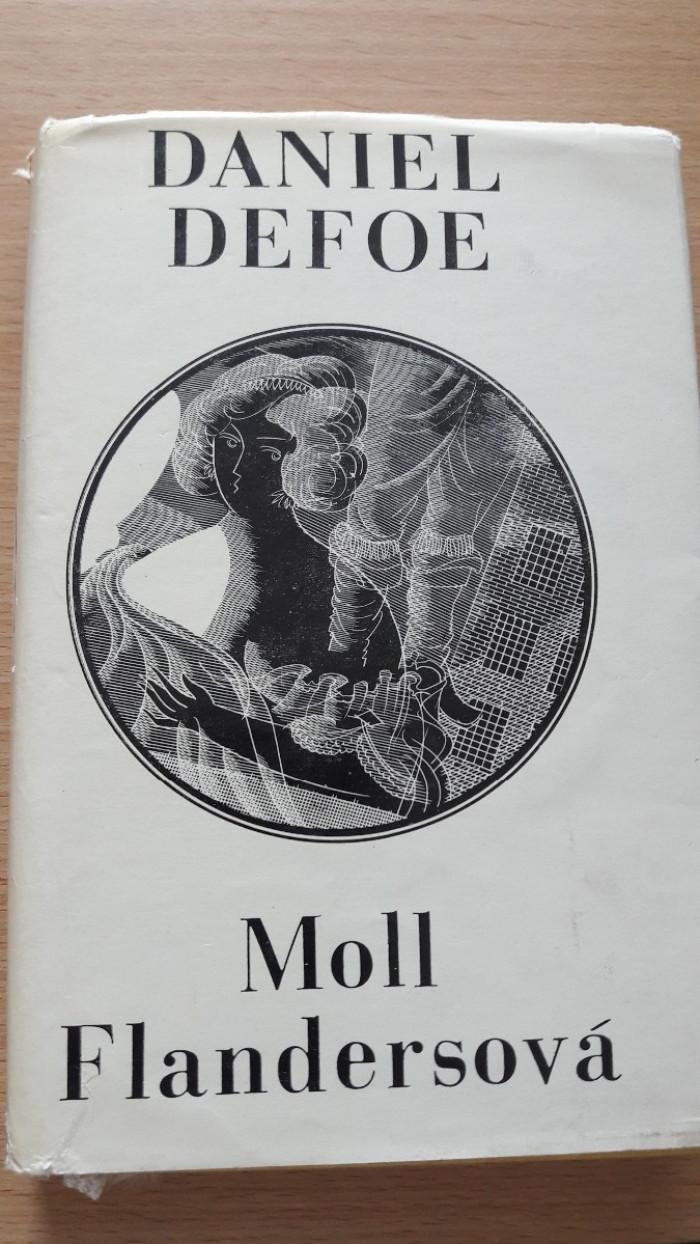 Daniel Defoe: Moll Flandersová