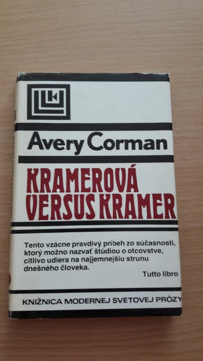Avery Corman: Kramerová versus Kramer