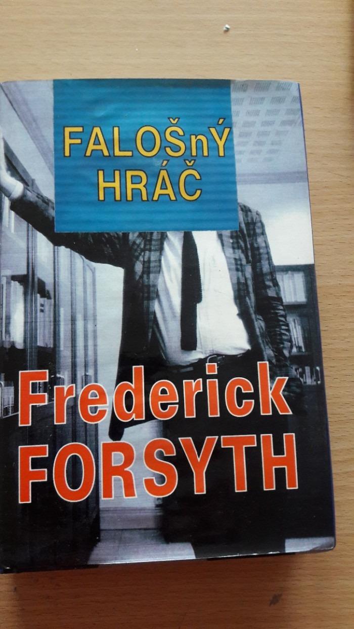 Frederick Forsyth: Falošný hráč