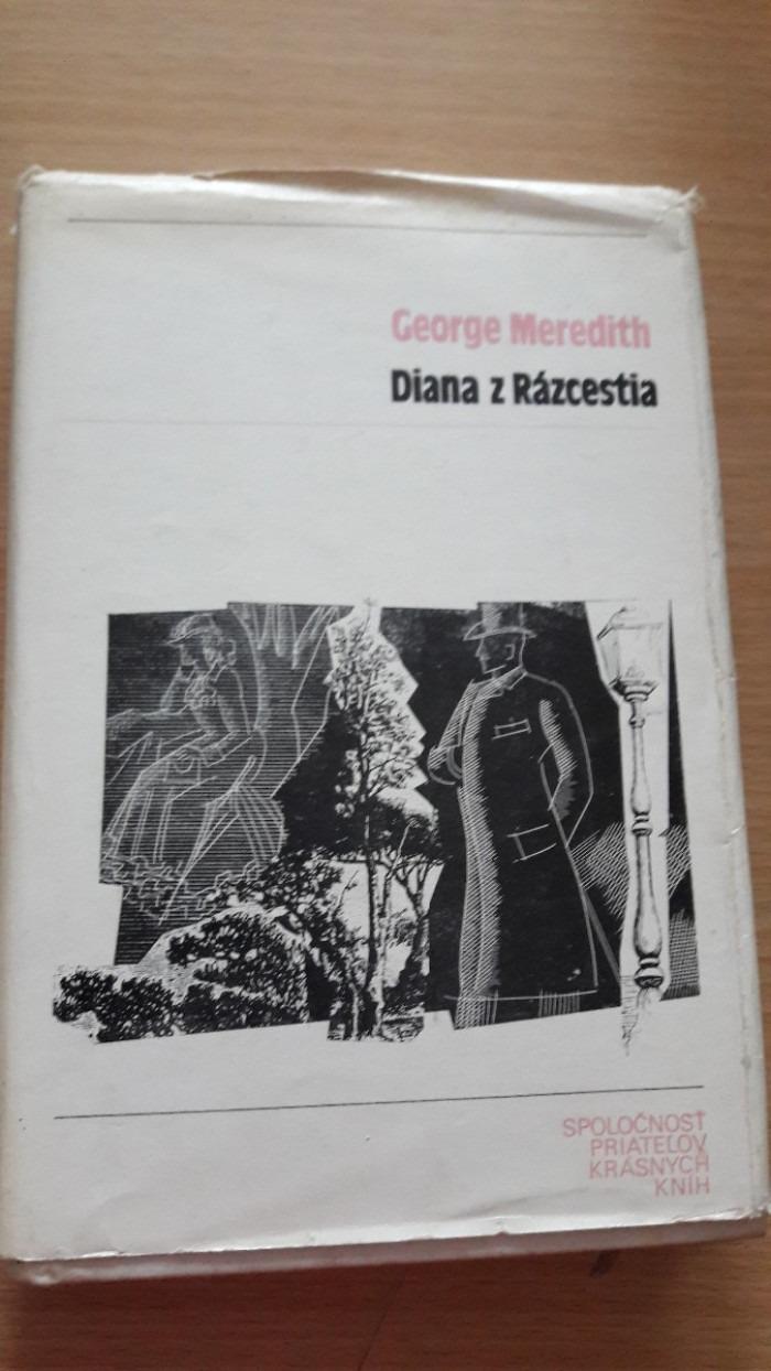 George Meredith: Diana z Rázcestia