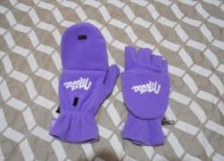 Imidžové rukavice Milka