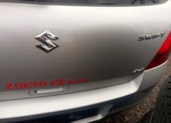 Rozpredám SUZUKI SWIFT III. 1,3i 4x4 benzín 69KW RV.2007