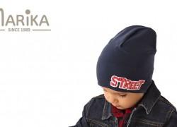 Bavlnená čiapka - STREET