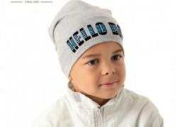 Bavlnená čiapka - HELLO DAY