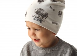 Bavlnená čiapka - BUREK