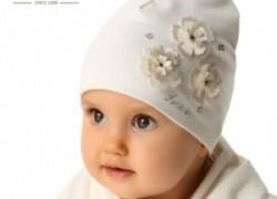 Bavlnená čiapka - BEATKA