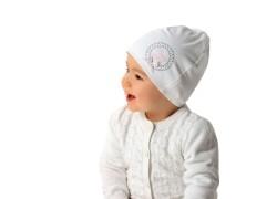 Bavlnená čiapka - KID GIRL