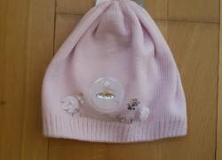 Pletená čiapka - NR2