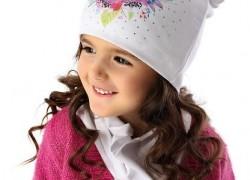 Bavlnená čiapka - WIOSENKA