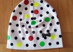 Bavlnená čiapka - KOLOROVE KULKI