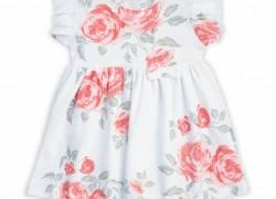 Letné bavlnené šaty