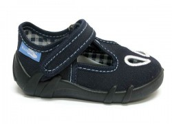 Plátená obuv
