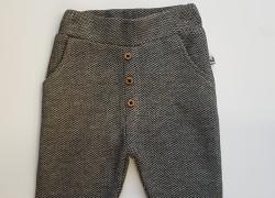 Bavlnené nohavice - dlhé
