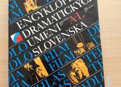 Encyklopédia dramatických umení Slovenska 1/A-L/ a 2/M-Ž/