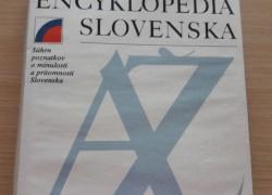 Malá encyklopédia Slovenska A-Ž