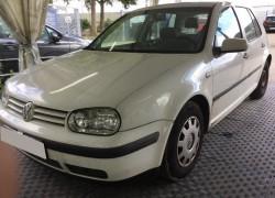 VW Golf IV 1,4i 75k r. 1999, v maximálne zachovalom stave