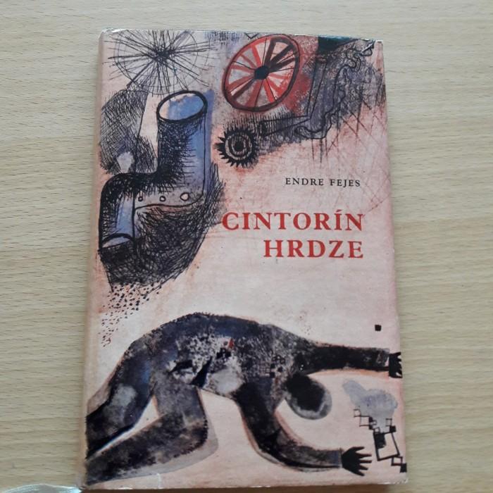 Endre Fejes: Cintorín hrdze