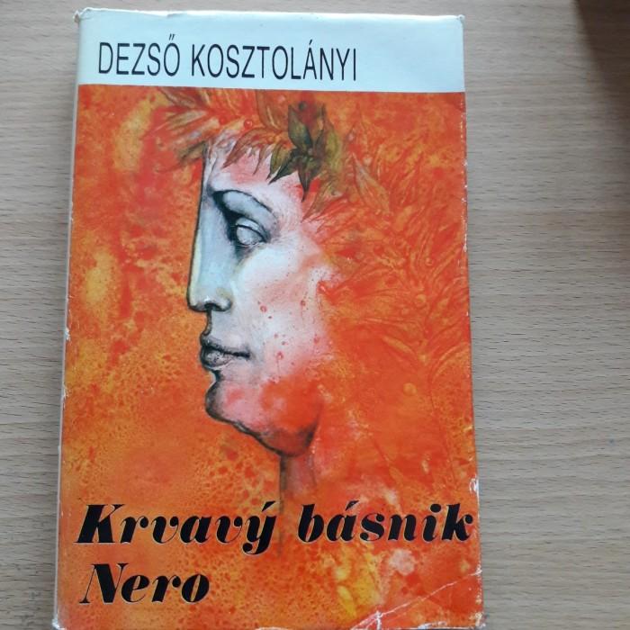 Dezső Kosztolányi: Krvavý básnik Nero