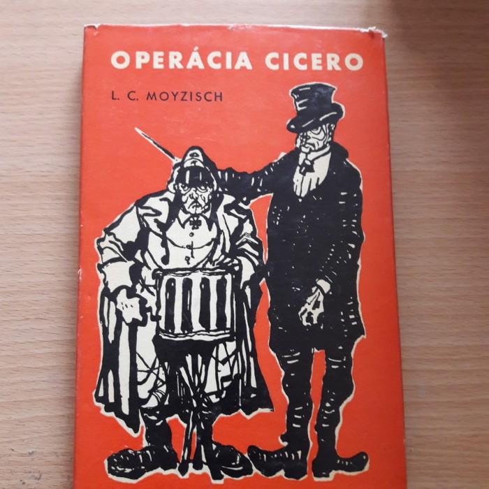 L. C. Moyzisch: Operácia Cicero