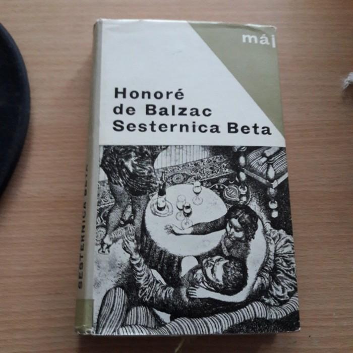 Honoré de Balzac: Sesternica Beta