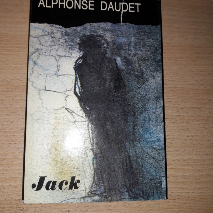 Alphonse Daudet: Jack