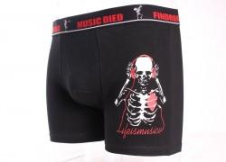 Pánske boxerky FINDROAD (H7275) - čierne veľkosť 3XL