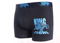 Pánske boxerky FINDROAD (H7277) - tmavomodré veľkosť 2XL