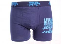 Pánske boxerky FINDROAD (H7277) - modré veľkosť 3XL