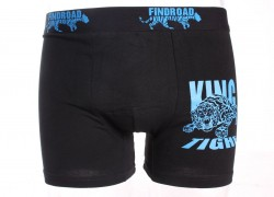 Pánske boxerky FINDROAD (H7277) - čierne veľkosť XL